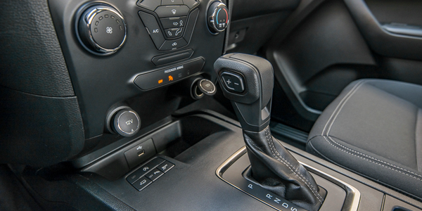 Ford is recalling its 3,500 2019 Ford Ranger midsize pickups because the shifter interlock may...