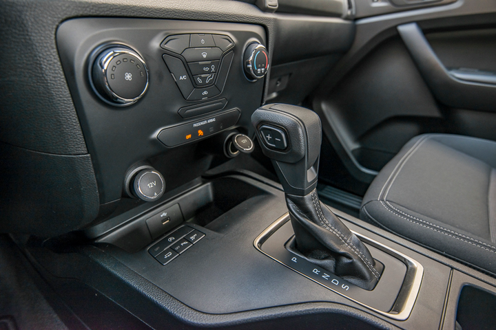 Ford is recalling its 3,500 2019 Ford Ranger midsize pickups because the shifter interlock may malfunction.
