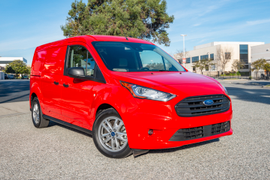Ford's 2019 Transit Connect Cargo