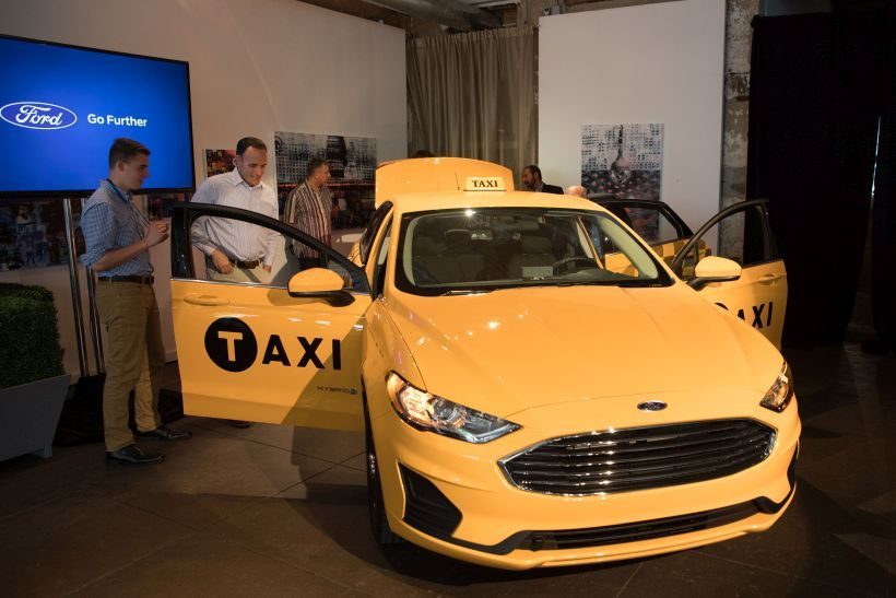 Fordintroduced two new fuel efficient taxis: the 2019 Fusion Hybrid Taxi and 2019 Transit...