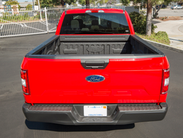 This pickup has the 3.31 rear axle ratio and a GVWR of 7,050 pounds.