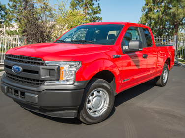The diesel-powered F-150 will compete with the Ram 1500 EcoDiesel first introduced as a 2014...