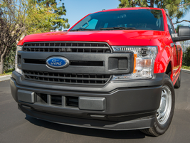 The turbodiesel that powers the F-150 is a 3.0-liter V-6 PowerStroke, while the diesel that...