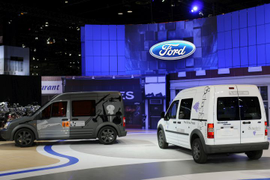 Ford's Transit Connect Through the Years