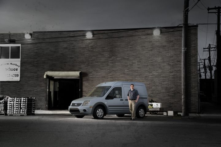 The Transit Connect was the first compact van in the U.S. market for small business owners who...
