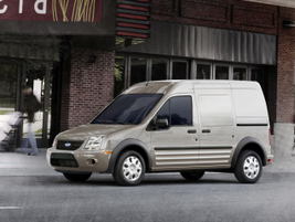 The 2013 Transit Connect was the last model in the first generation.