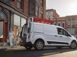 The 2019 Transit Connect cargo van enters its third generation with new and exclusive...