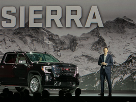 The 2020 GMC Sierra offers an enhanced ProGrade Trailering system featuring class-leading...