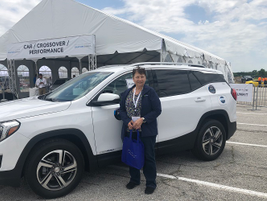 Among the attendees at the Solutions Summit was Shelly Lofgren, director of fleet services for...