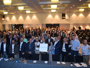 Attendees gather for group photo on the second day of the Global Fleet Conference. The latest...