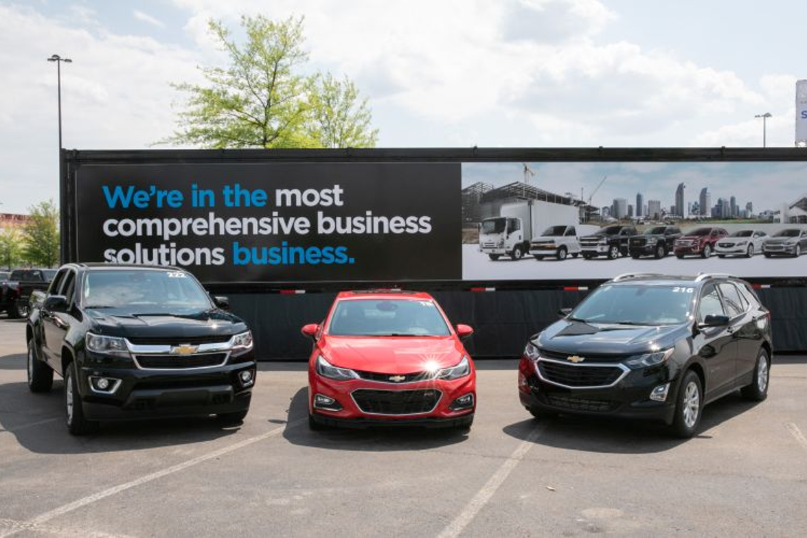General Motors Fleet's Solutions Summit drew more than 800 commercial, government, and daily...