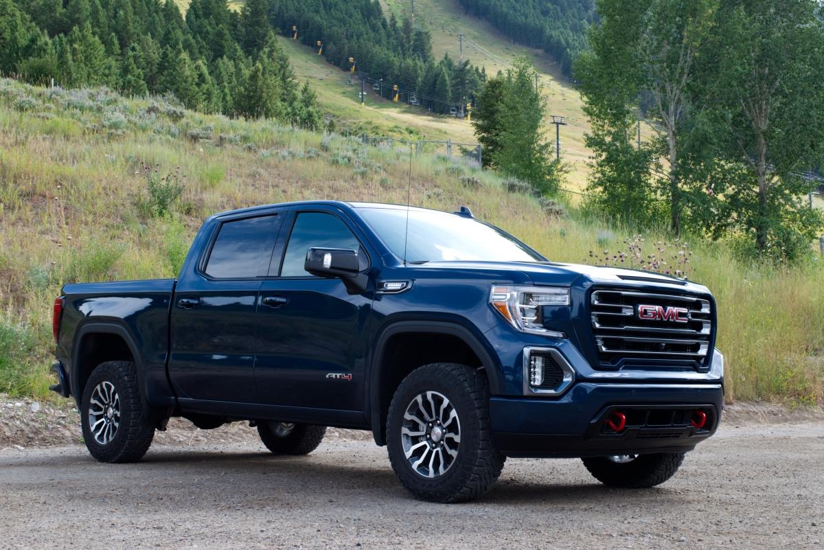 GMC's Diesel 2020 Sierra 1500
