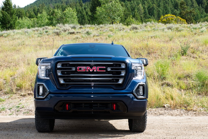 2020 Gmc Sierra 1500 Diesel Driving Notes Automotive Fleet