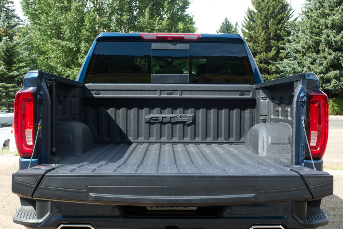 The 2020 Sierra 1500 and HD have an available CarbonPro bed available. To show the durability of...