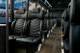 Spotlight on Grech's Luxury Bus Offerings for Fleets