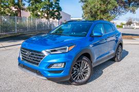 Hyundai's 2019 Tucson