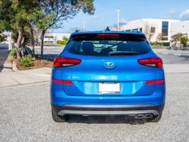 The 2019 Tucson retails for at least $24,245, including a $1,045 delivery fee, which is a$650...