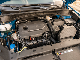 A 2.4L four-cylinder (shown) replaces the 1.6L turbo, while a2.0L four-cylinder remainsthe...