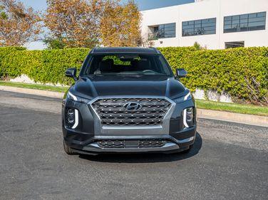 Hyundai's 2020 Palisade three-row SUV gives the company its largest SUV.