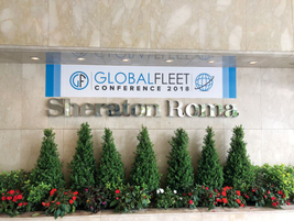The Rome conference was the sixth edition of the Global Fleet Conference, which debuted in 2013...
