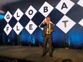 A case study onfleet safety management in Africa and the Middle East was presented by regional...
