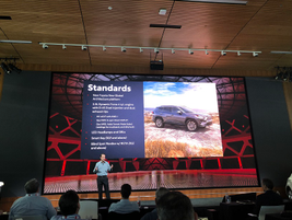 The 2019 RAV4 is offered in three models, including a hybrid with eCVT with AWD-i, a FWD 2.5L...