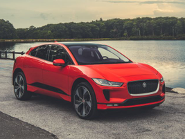 Jaguar's first EV, the 2019 I-Pace, provides a range of 234 miles and starting price of $69,500.
