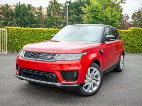 2019 Range Rover Sport Plug-in Hybrid
