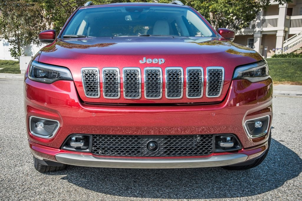 The 2019 Cherokee adds an aluminum hood and other lighter-weight components.