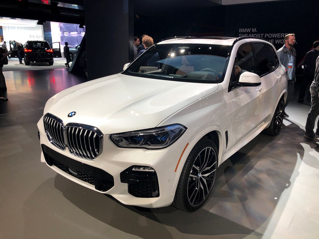 BMW's fourth-generation 2019 X5 will retail for at least $61,695.