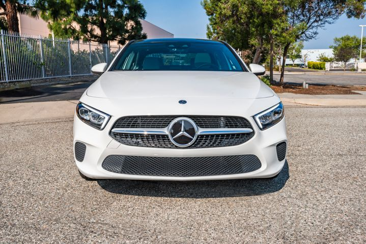 The A-Class is available as the front-wheel-drive A220 or all-wheel-driveA200 4Matic.