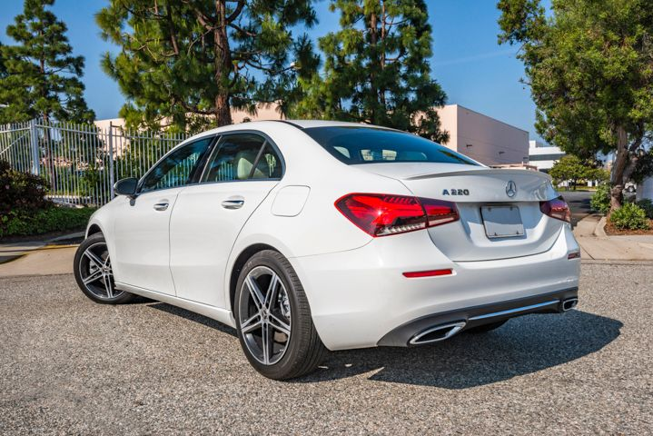 Mercedes-Benz began offering a $500 corporate incentive in April.