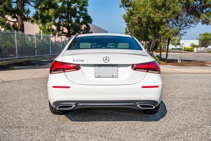 Earlier A-Class models have been sold exclusively in Europe.