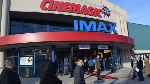 Merchants Fleet held the summit at the Cinemagic movie theatre in Hookset, New Hampshire. The...