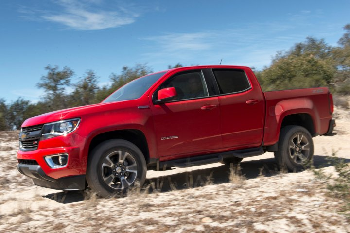 Midsize Pickup Trucks for 2020