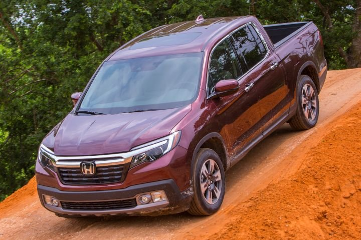 Honda gave its front-wheel-drive Ridgeline a significant refresh for 2017, and the truck remains...