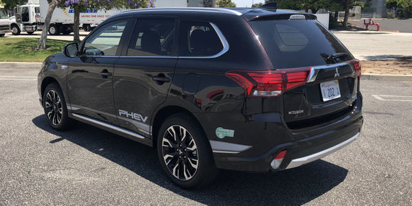 Although the PHEV model of the Outlander is new to the U.S., it has been the best-selling PHEV...