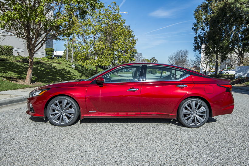 The 2019 Altima adds the Safety Shield 360 bundle that includes six new technologies,...