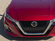 The 2019 Altima's front end has been reworked for the sixth generation car.