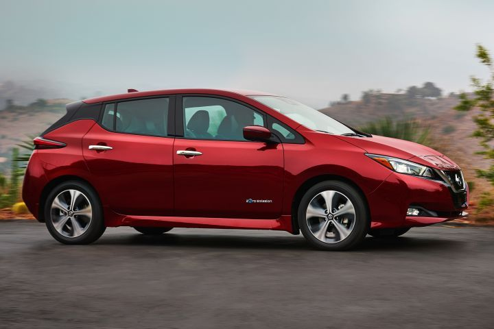 Nissan's 2019 Leaf, which has been supplanted as the top-selling BEV in the U.S. by Tesla,...