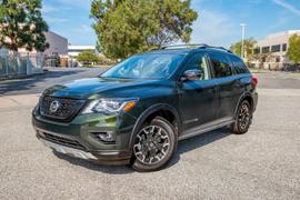 Nissan's 2019 Pathfinder Rock Creek