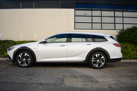 Buick's 2018 Regal TourX