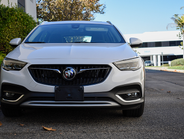 The Buick Regal TourX is a rebadged Vauxhall Insignia Country Tourer.