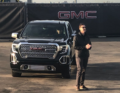 The all-new 2020 Sierra Heavy Duty (HD) was debuted to journalists on Jan. 22, 2019 in San Diego...
