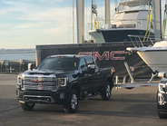 The 2020 GMC Sierra HD has a dramatic increase in towing capability with the ability to tow in...