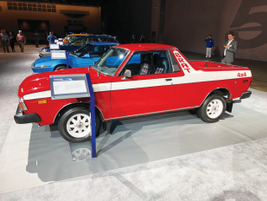 The iconic four-wheel-drive Subaru BRAT debuted in the U.S. in 1978 and was sold until 1994. The...