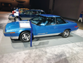 The legendary Subaru XT was a two -door coupé that was sold in the U.S. from 1985 to 1991. When...