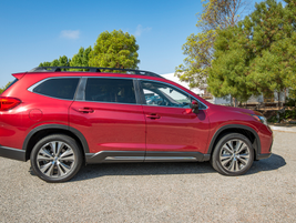 The Ascent has an overall length of 197.8 inches and a wheelbase of 113.8 inches. It competes...