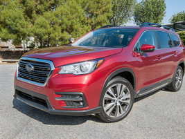 The Ascent has 8.7 inches of ground clearance and four-wheel independent suspension.