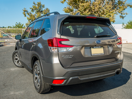 Subaru's EyeSight driver-assistance package will now be standard across the lineup.